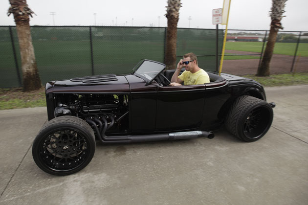 12 Best Rides Among MLB's Super-Rich Superstars