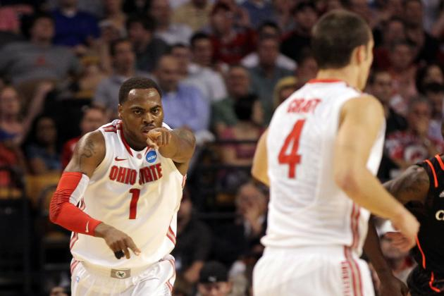 Ohio State Basketball: 2012-13 Goals for the Buckeyes' Starting 5