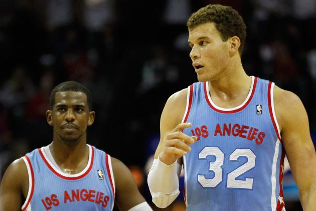 L.A. Clippers 2012-13 Schedule: Monthly Breakdown and W-L Predictions