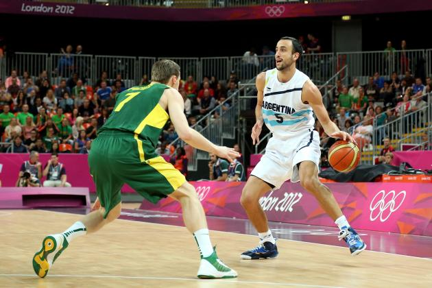 Olympic Basketball 2012:  Manu Ginobili and Non-American Players to Watch