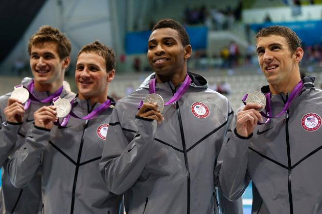 Olympic Swimming 2012: Why the United States Men's 4x100 Relay Was Disappointing