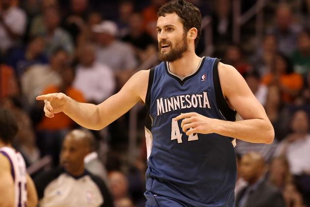 Minnesota Timberwolves 2012-13 Schedule: Monthly Matchups and W-L Predictions