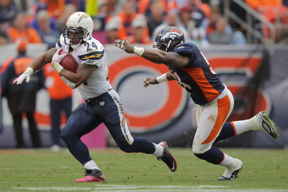 10 Games the San Diego Chargers Have to Win to Make the Playoffs