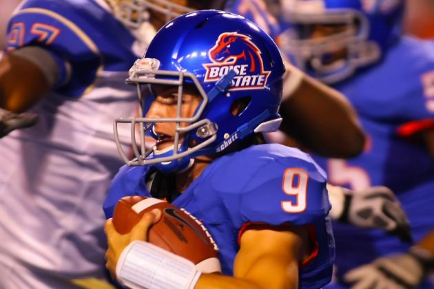 Boise State Football: 5 Broncos to Watch at Fall Camp