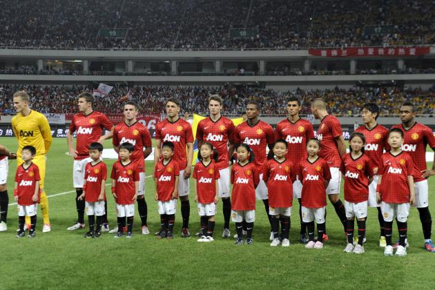 Predicting Manchester United's First-Choice Starting XI for the 2012-13 Season