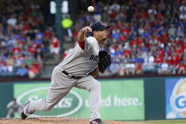 Boston Red Sox: 5 Reasons Josh Beckett Won't Be Traded