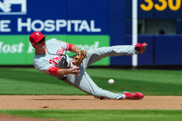 July Grades for All 25 Philadelphia Phillies' Players