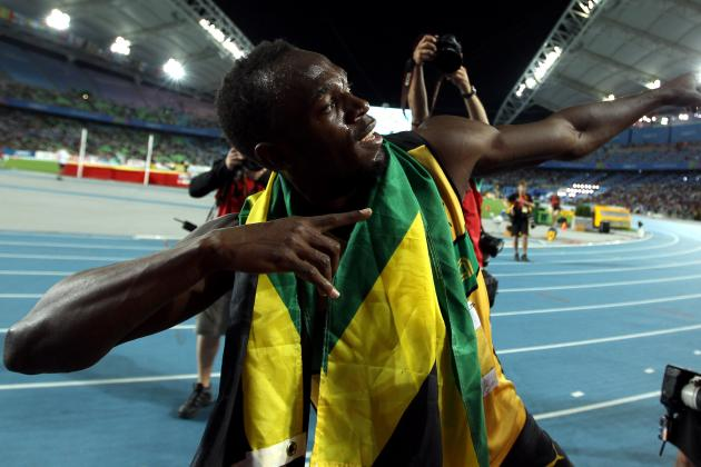 Usain Bolt: Complete Schedule and Predictions