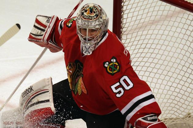 4 Reasons for Chicago Blackhawks Fans to Believe in Corey Crawford