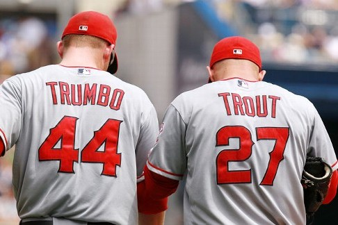 LA Angels: How Mike Trout and Mark Trumbo Compare to Other Dynamic Duos