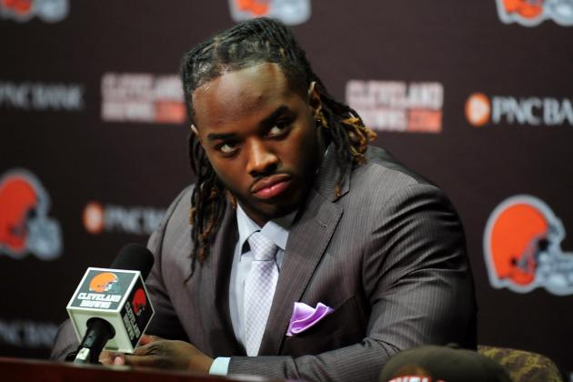 4 Lessons Cleveland Browns RB Trent Richardson Must Learn His Rookie Year