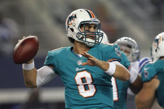 Miami Dolphins Roster 2012: Latest News, Cuts, Preseason Predictions