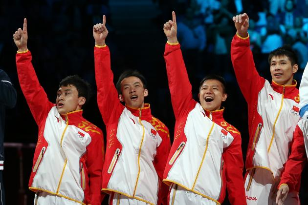 2012 Olympics Results: Winners & Losers from Day 3