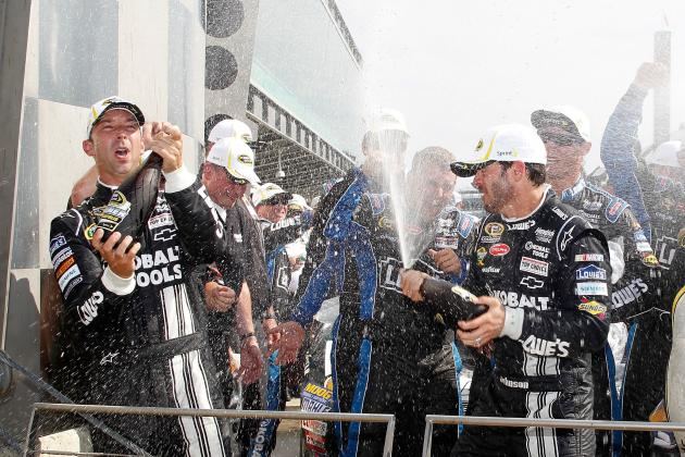 NASCAR Sprint Cup: 5 Good, 5 Bad at the Brickyard