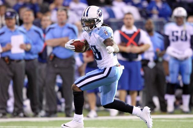 NFL Predictions: 6 Speedsters Who Will Dominate the League in 2012