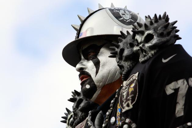2012 NFL Preview: 4 Oakland Raiders That Will Become Fan Favorites Next Year