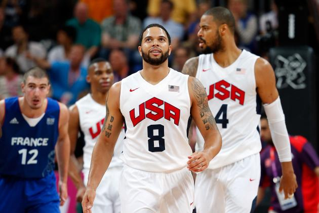 Olympic Basketball 2012: Power Ranking the USA's Toughest Competition