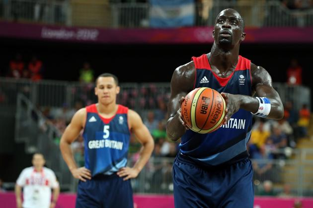 Olympic Basketball 2012: Countries in Danger Early in Tournament