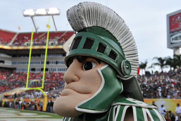 Michigan State Football: 6 Reasons MSU Will Have Nation's Best D in 2012
