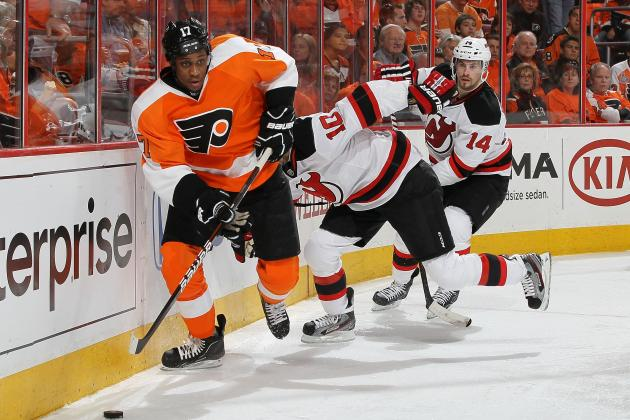 Philadelphia Flyers: 3 Players Who Must Turn into Leaders in 2012-13