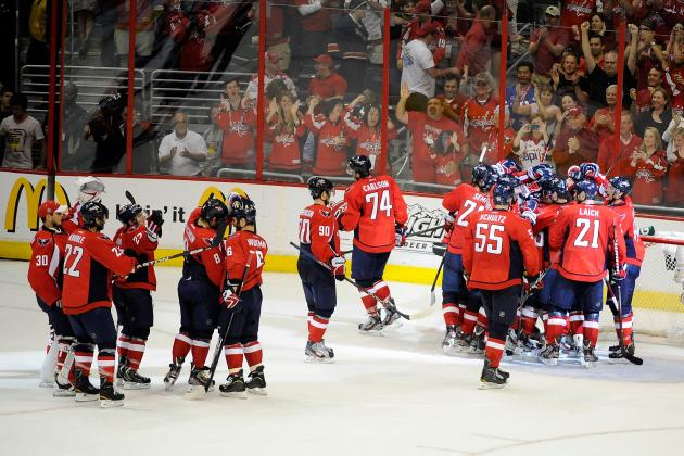 Washington Capitals 2012-13 Opening-Day Roster