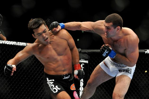 UFC on Fox 4: 3 Reasons Shogun vs. Vera Makes Sense as a Title Eliminator