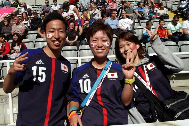 London 2012: 10 Bold Predictions for Japan vs. Honduras