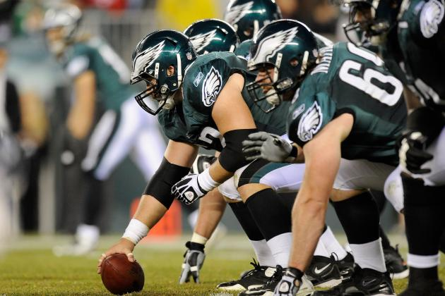 Where Do the Philadelphia Eagles Rank Among NFC East's Best Offensive Lines?