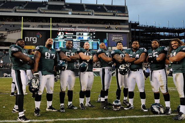 Philadelphia Eagles 2012 Roster: Latest News, Cuts, Preseason Predictions