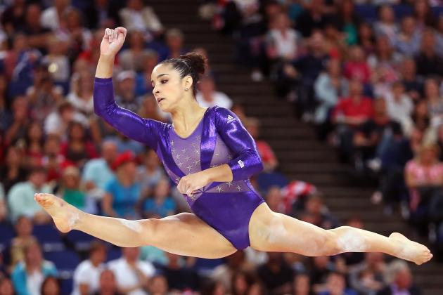 Women's Gymnastics 2012: Stars Still in Contention for Olympic Gold