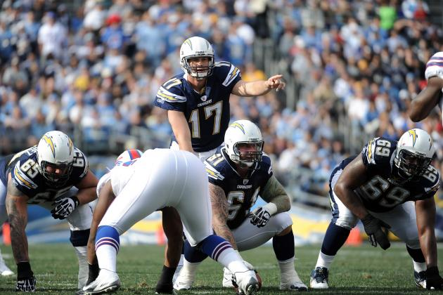 One Advantage the San Diego Chargers Have over Each Division Foe in 2012