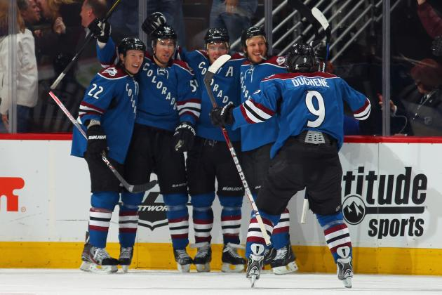 Colorado Avalanche: Predicting the Lines and Defensive Pairings