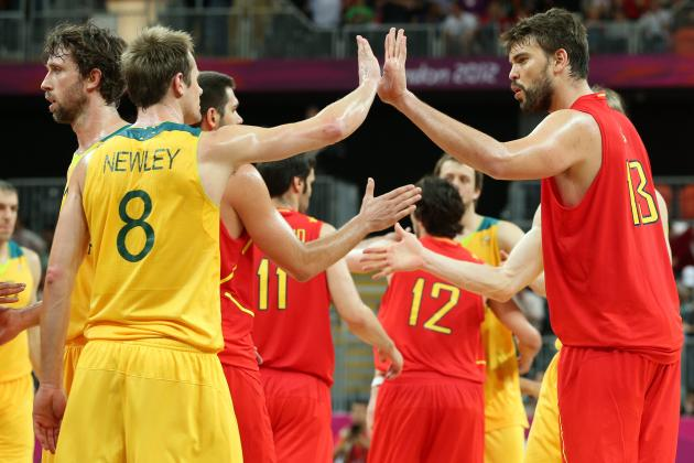 USA Basketball 2012: Breaking Down USA's Toughest Foes