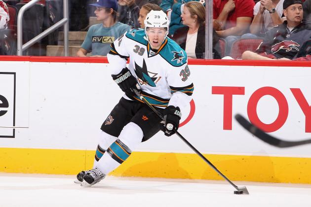 San Jose Sharks: 5 Youngsters Who Could Be Their Next Breakout Star