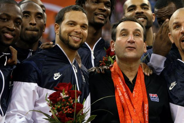 3 Reasons Why Mike Krzyzewski Is the Perfect Team USA Coach