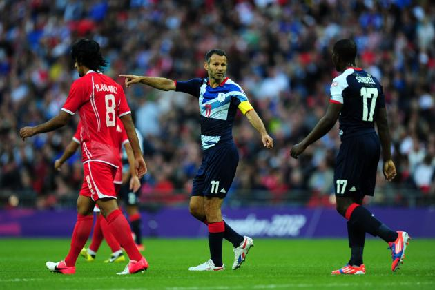 Great Britain Olympic Soccer Team: 5 Areas to Improve Against Uruguay