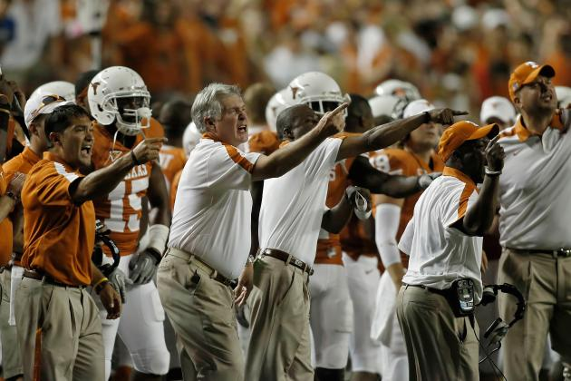 Texas Football: Predicting the Depth Chart Heading into Fall Camp