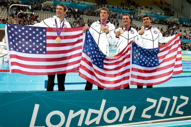 Olympic Medal Count 2012: Where the USA Ranks Among Medal Leaders