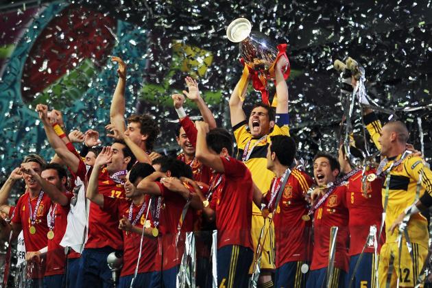 International Football: Mathematical Ranking of Every National Team