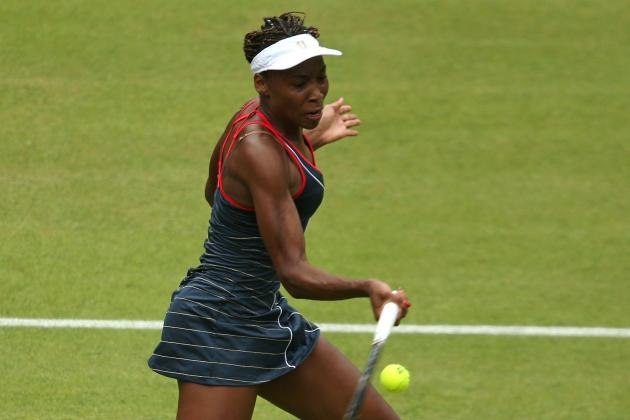 Olympic Tennis 2012: Why Venus Williams Has a Legitimate Shot to Win Gold