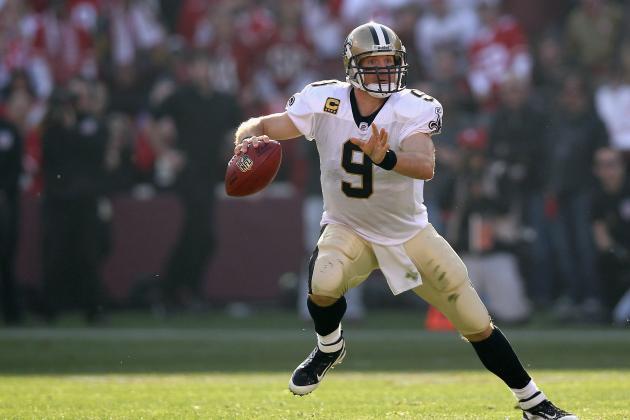 Power Ranking Every NFL Offense Heading into the 2012 Season