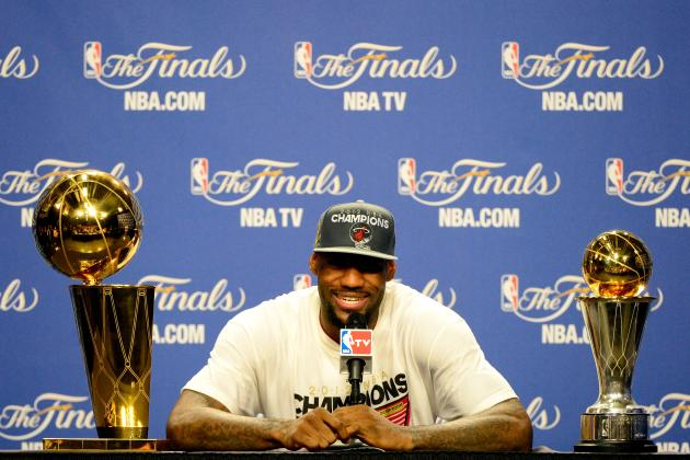 Ranking the 2012-13 Early NBA MVP Candidates