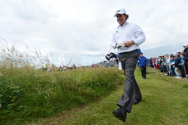 2012 PGA Championship: 4 Reasons Phil Mickelson Will Be in Contention at Kiawah