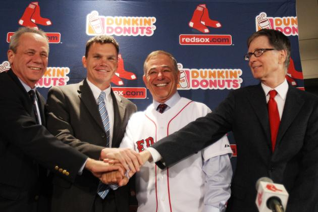 MLB Trade Deadline: Latest Boston Red Sox Rumors