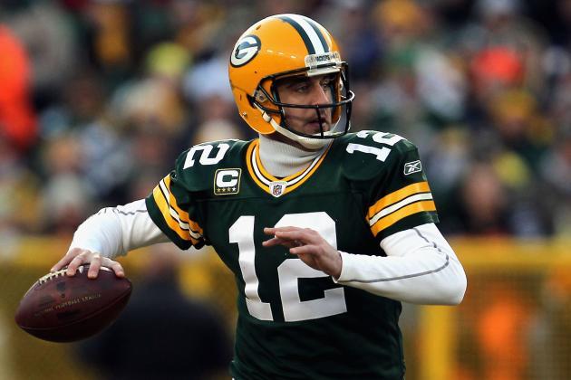 Setting Odds for the 2012 NFL MVP Award