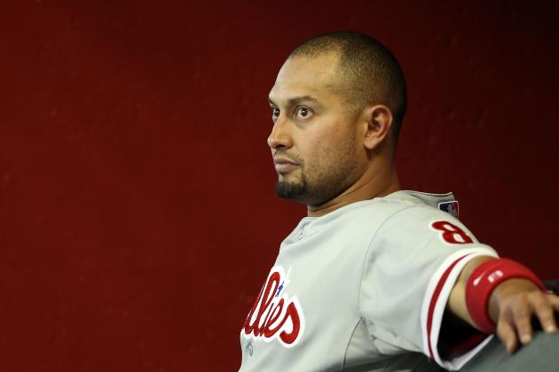 MLB Trade Deadline 2012: Post-Deadline Expectations for Philadelphia Phillies