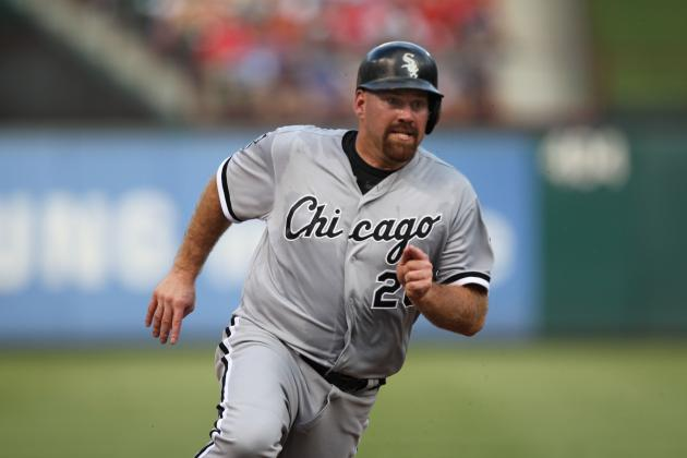 MLB Trade Deadline 2012: Power Ranking the 5 Best Trades from July