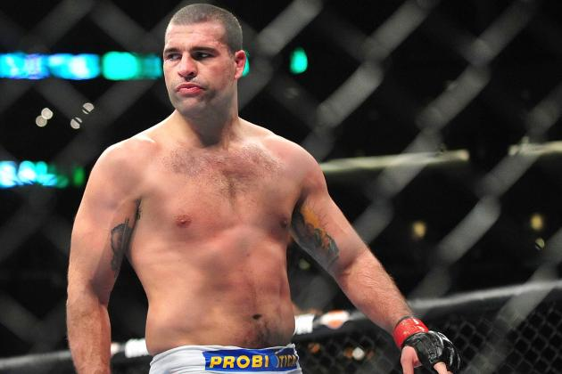 Mauricio Rua vs. Brandon Vera: Most Puzzling UFC Matchmaking Decisions of 2012