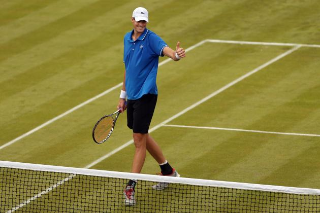 Olympics Tennis Results 2012: Why John Isner Will Bring Home Gold