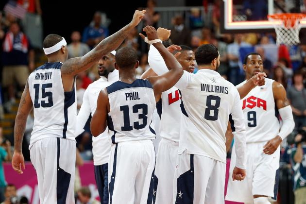 Team USA Basketball 2012: 3 Stars Earning International Love